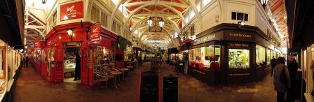 Covered Market, Oxford, UK