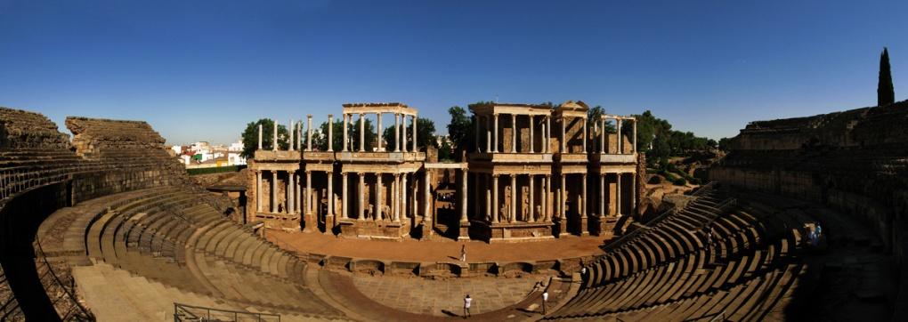 Roman Theatre, Mérida, Spain