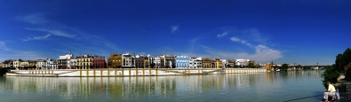 Guadalquivir River, Sevilla