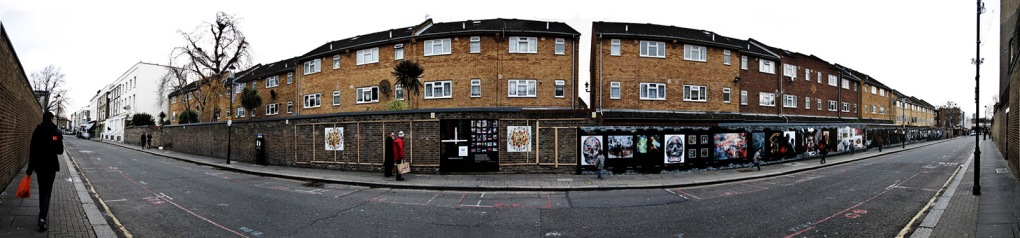 Portobello Street, London, UK